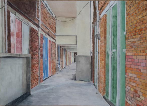 corridor send